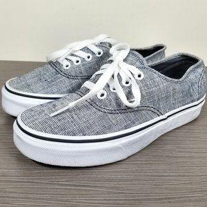 Vans Old Skool Sneaker, Black & White Stripe